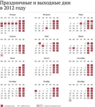 Как работаем и отдыхаем в феврале и марте?