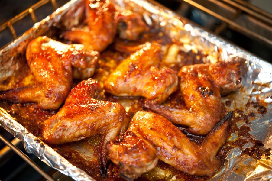 Рецепт куриных крыльев в духовке