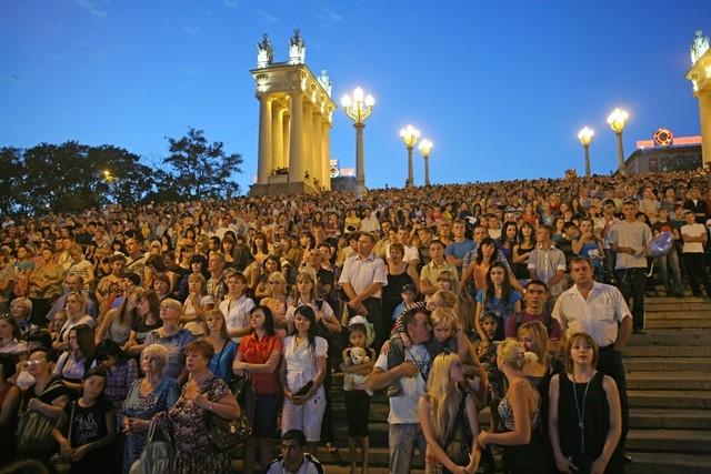 Волгоград сохранил статус города-миллионника