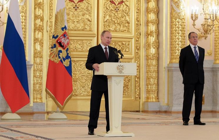 Путин даст оценку результатам выборов президента США