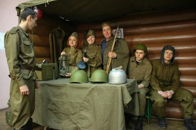 Вцентре Волгограда развернется масштабная выставка военной техники