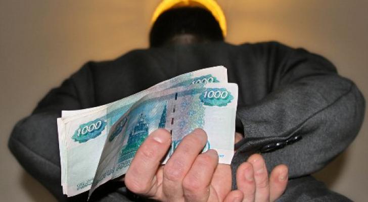 Алиментщик под Волгоградом «попался» наподкупе судебного пристава
