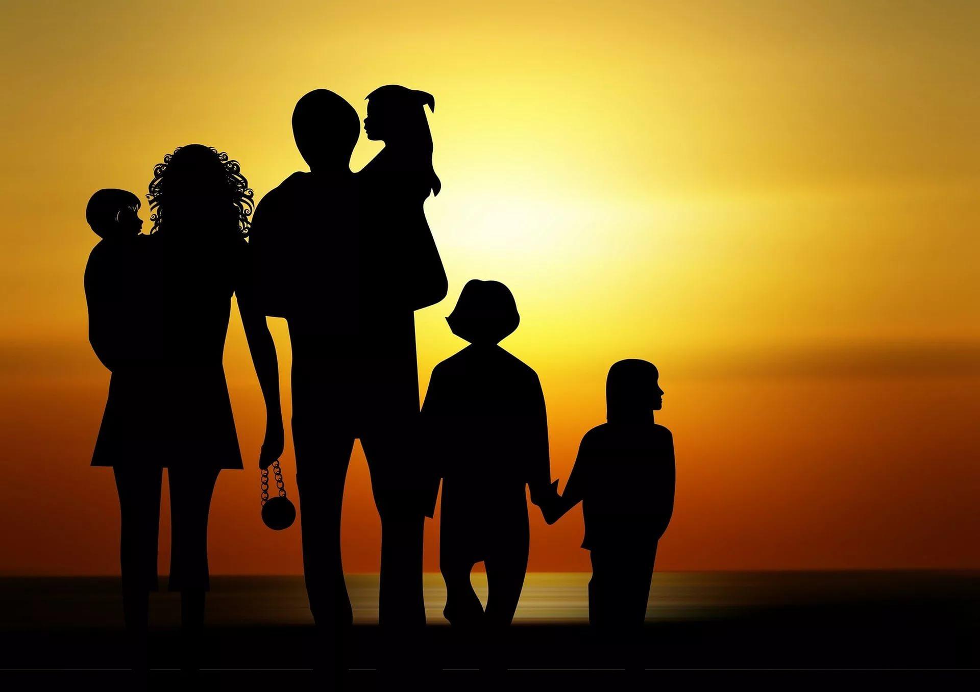 ВВолгоградской области возросло количество многодетных семей
