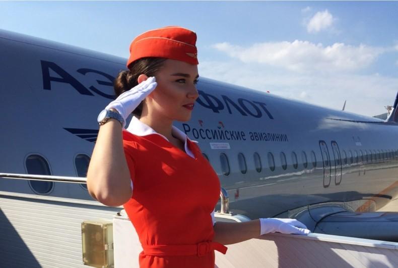 Иск очередной стюардессы «Аэрофлота» из-за веса отклонили всуде