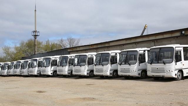Маршрут №88 вВолгограде дополнили 18 новых автобусов